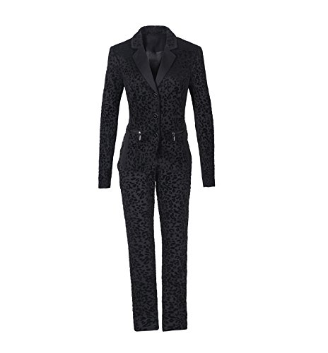 F&C Women's 3 Button Jacket three Piece , skirts,Jacket and Pant Sui Set (8) (Suits Ladies Pant)