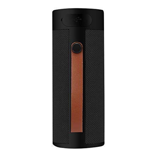 NOMENI Wireless Speaker Portable BT 5.0 Speaker T4 Wireless Stereo Hi-Fi Audio Outdoor Card Speaker Radio Cylindrical Subwoofer Home Dormitory Outdoor Travel Camping Party