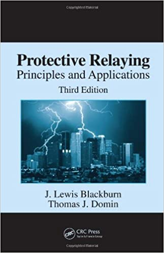 Protective Relaying Principles and Applications Third Edition