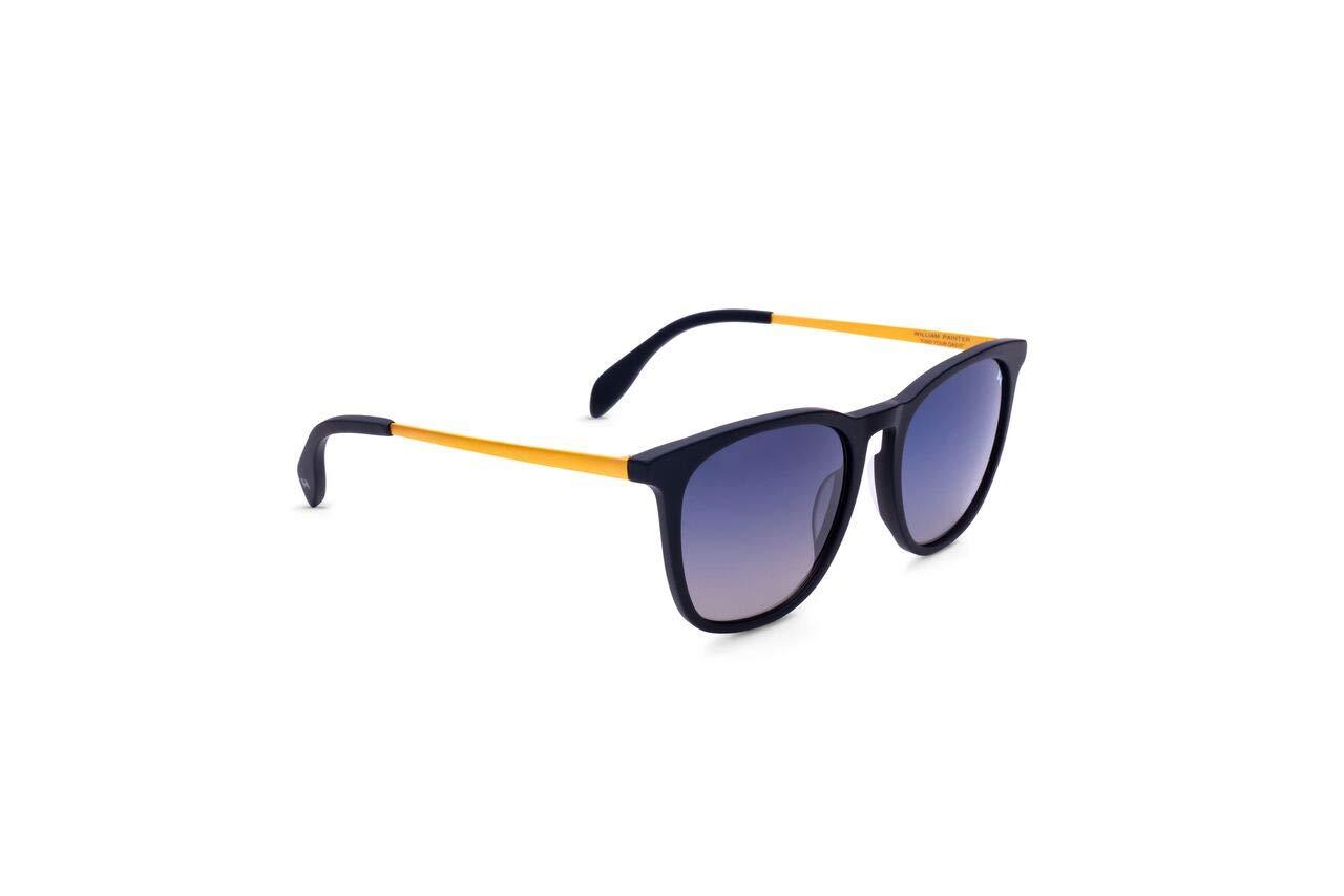 William Painter - The Oasis Titanium Polarized Sunglasses (Black/Gold)