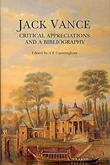 Jack Vance: Critical appreciations and a bibliography Hardcover
