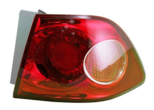 Taillight Lamp Taillamp RH Outer Right Side Rear For 06-08 Kia Optima Magentis