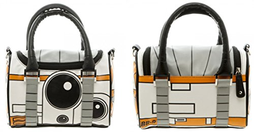 Star Wars Purse (BIOWORLD Star Wars BB-8 Mini Satchel Purse)