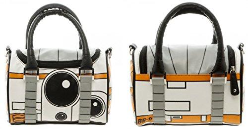 BIOWORLD Star Wars BB-8 Mini Satchel Purse (Darth Vader Purse)