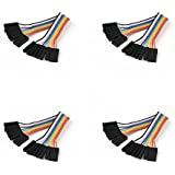 4 x Quantity of Walkera QR X350 PRO FPV (100mm) Super Clean RC Male to Male Ribbon Extensions Set(Servo Connector) - FAST FROM Orlando, Florida USA!