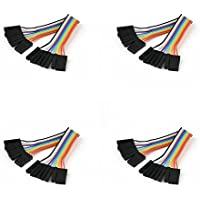 4 x Quantity of Walkera QR X350 PRO FPV (100mm) Super Clean RC Male to Male Ribbon Extensions Set(Servo Connector) - FAST FREE SHIPPING FROM Orlando, Florida USA!