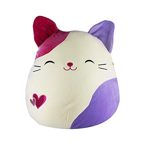Squishmallows Valentine Squad Tiffany The Cat 16 inches ()