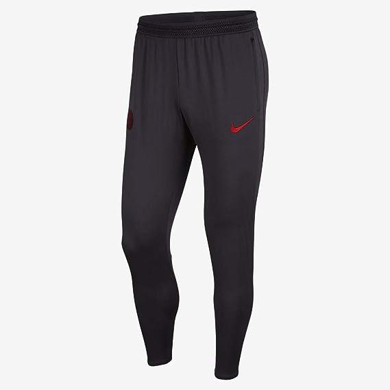 capturar maquillaje El cielo  Amazon.com : Nike 2019-2020 PSG Strike Training Pants (Oil Grey) : Clothing