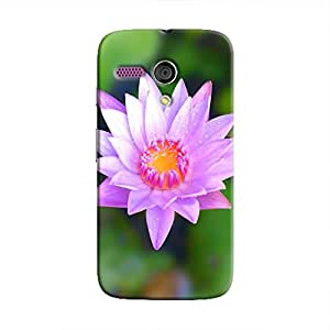 Cover It Up - Lotus Focus Moto G Hard Case