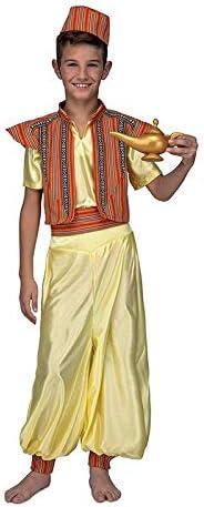 DISBACANAL Disfraz Aladín para niño - -, 7-9 años: Amazon.es ...