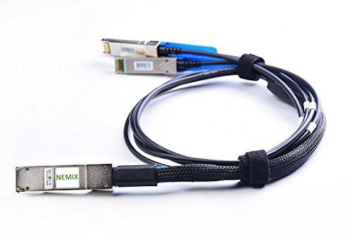 【感謝価格】 Juniper 3メートル40 – gbase-cr4パッシブ銅QSFP + + to for 4 x SFP + DAC (ダイレクトアタッチ銅線Twinaxケーブル) for qfx5100 – 96sイーサネットスイッチ B0767PJR8D, 美陽堂 BIYOUDO:c6e1800a --- a0267596.xsph.ru