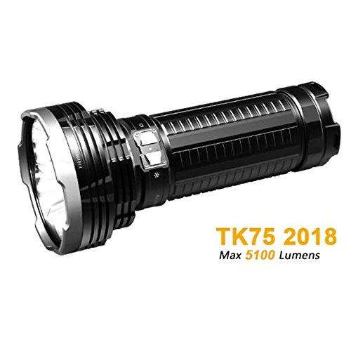 Handheld Flashlight, Tactical, 105600cd