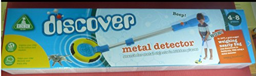 DISCOVER METAL DETECTOR Educational Toy for Children 4-8 years,MADE IN CHINA,NEW by Discover (Image #1)