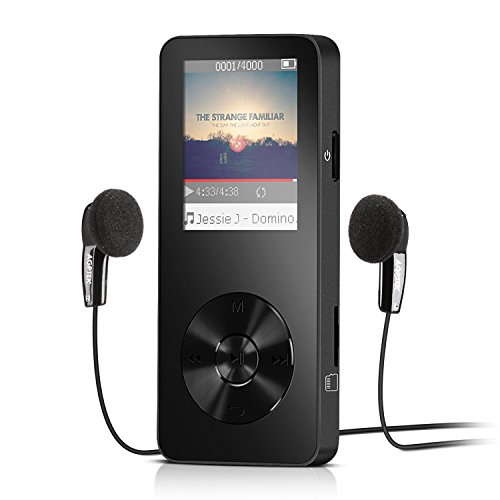 4 Best MP3 Players [Includes Up To 128GB Expandable Memory