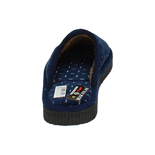 Spain Herren In Made Hausschuhe Marineblau OPwX1fqqx