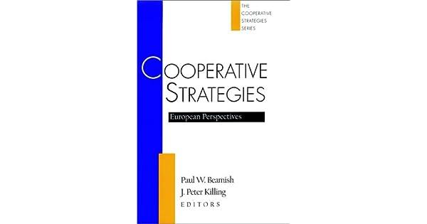 Amazon.com: Cooperative Strategies (9780787908140): Paul W ...