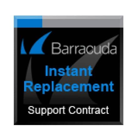 BARRACUDA NETWORKS BSF300A-H1 - BSF300a-h1 Barracuda Spam & Virus Firewall 300 - 1 Year Instant