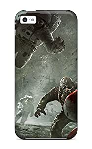 Snap-on Call Of Duty Case Cover Skin Compatible With Iphone 5c