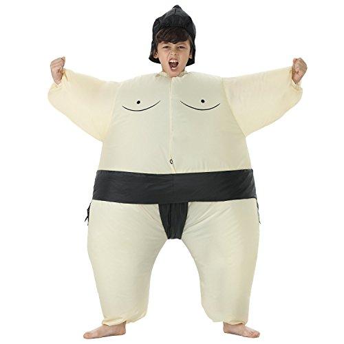 TOLOCO Inflatable Sumo Rider...