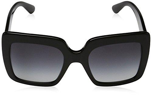 Gafas Dolce para Mujer Black 0Dg4310 Gabbana de Sol amp; Negro qtftxra