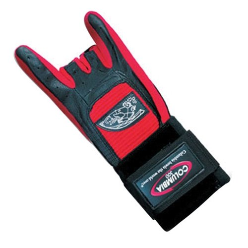 Pro Wrist Glove with support- Right Hand Red (Small)