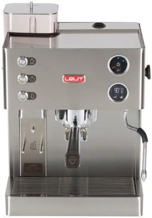 Amazon.com: Lelit pl82t Kate máquina de café con molinillo ...