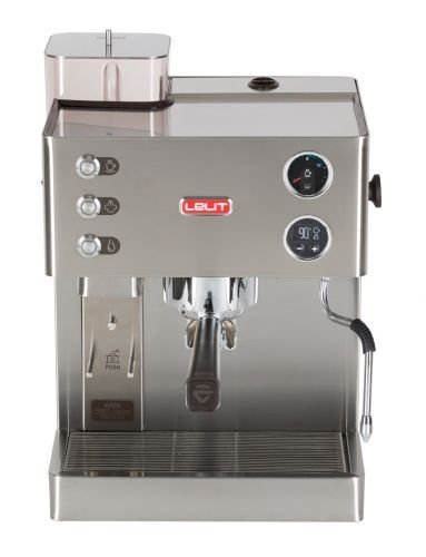 Lelit PL82T Kate Espresso Machine with Built-in Grinder
