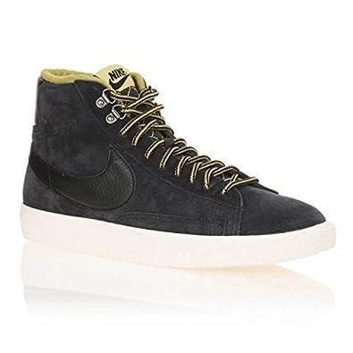 Nike Blazer Perfil Medio Premium Hombre Zapatillas