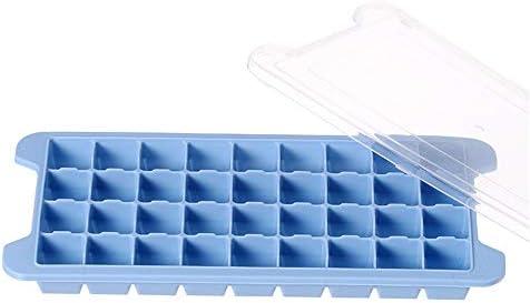 Compra Creativas y flexibles bandejas para hielo de silicona con ...