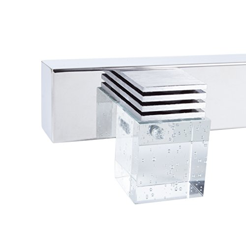Crystal Led Vanity Lights : Lightess LED Bathroom Vanity Mirror Light Fixtures Crystal - Import It All