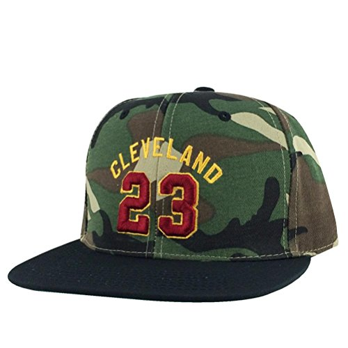 8a7b9e7acd60b Cleveland Cavaliers Camouflage Hats at Amazon.com