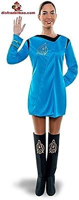 Disfraz de Sakura star trek adulto talla XL: Amazon.es: Juguetes y ...
