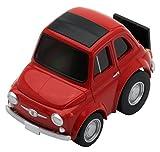 Choro Q zero Z-26a Fiat 500F ( red ) by Tommy Tech