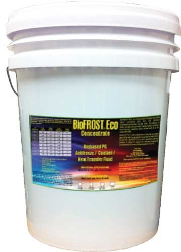 BioFROST Eco Concentrate 5 Gallon - Biobased Inhibited Propylene Glycol by Orison