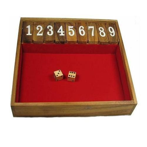 Shut The Box (Large) Classic Game