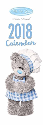 Shop Inc 2018 Me to You Bear Photo Finish Slim Calendar