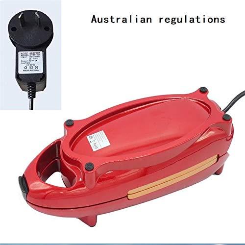 5 minutes heat non stick frying pan multifunctional non smoking pan upscale electric barbecue steak pan,26cm-35cm,Australia (Best Steak For Bbq Australia)