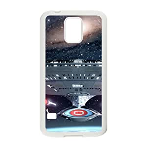 Mysterious Spaceship Fahionable And Popular High Quality Back Case Cover For Samsung Galaxy S5