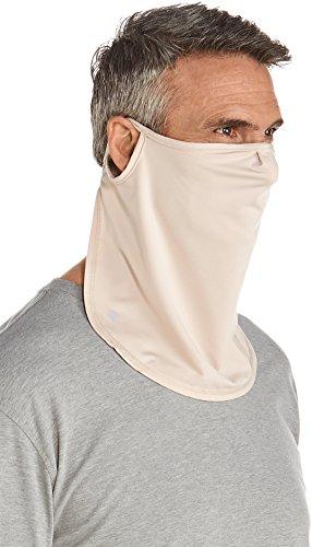 Coolibar UPF 50+ Unisex UV Face Mask - Sun Protective (Large/X-Large- - Mask Face Large/x Large