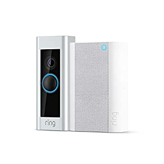 Ring Video Doorbell Pro with Ring Chime Pro (2nd Gen)