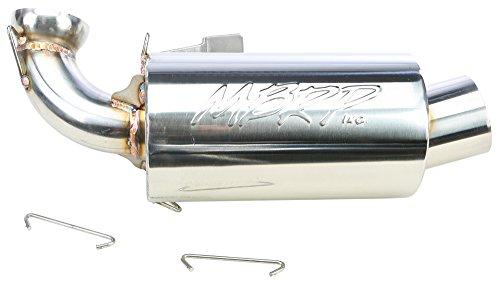 MBRP 1130210 Standard Series Performance Exhaust Silencer