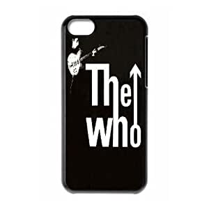 ZK-SXH - The Who Brand New Durable Cover Case Cover for iPhone 5C,The Who Cheap Case