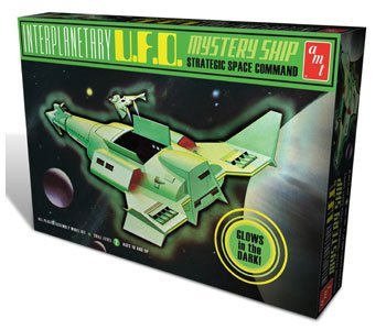 Price comparison product image AMT622 AMT - Interplanetary UFO Mystery Ship The Interplanetary by B2B Replicas