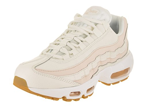 NIKE Air Gum da Donna Ice 95 Ginnastica Guava Brown 001 Sail Max Scarpe Wmns Multicolore Basse Light White Or5wpOU