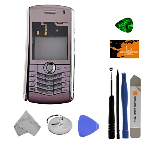- Housing (Complete) for BlackBerry 8110 Pearl (Pink) with Tool Kit