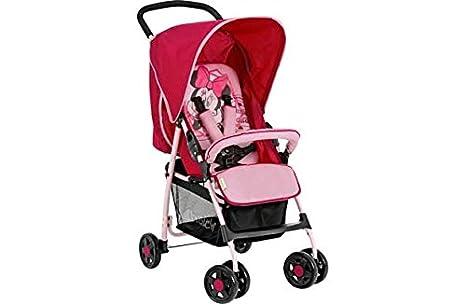 Hauck Disney Minnie Mouse Cochecito - rosa.: Amazon.es: Bebé