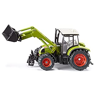 1:32 Siku Claas Tractor With Loader