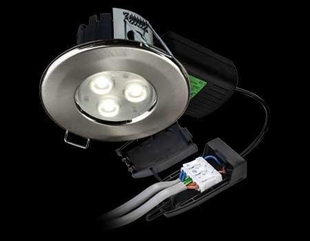 Halers H2 Pro 550 LED Dimmable IP65 Downlight 4000K 70Deg (Exc. Bezel)