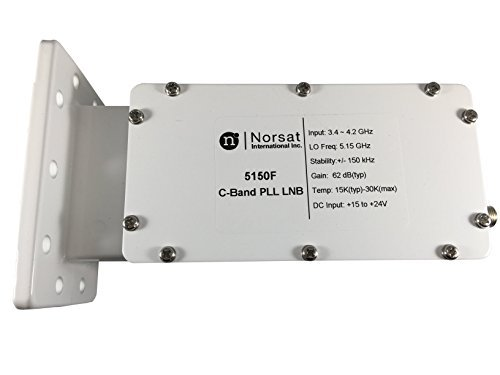 Norsat LNB 5150F C-Band PLL for sale  Delivered anywhere in USA