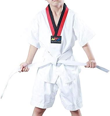 uirend Artes Marciales Ropa Niños Adulto Unisex Trajes Taekwondo ...